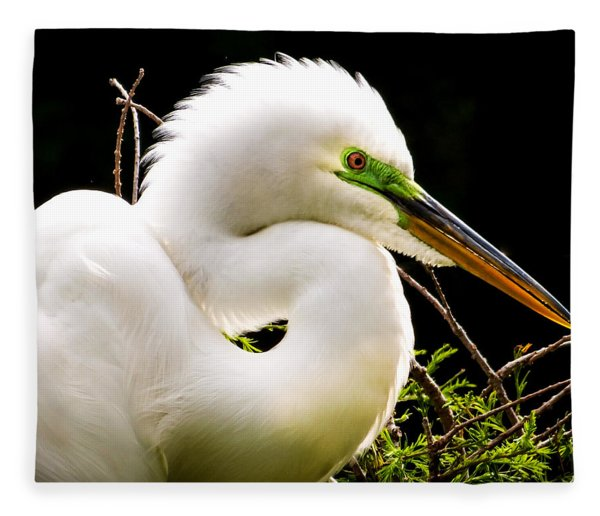 Essence Of Beauty Fleece Blanket