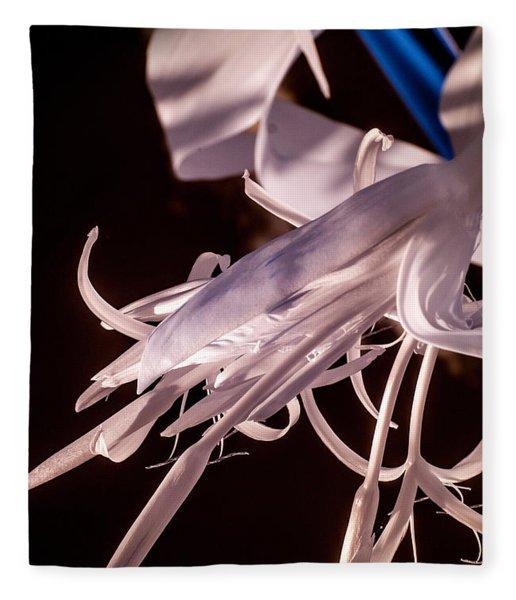 Florida Whites 2 Fleece Blanket