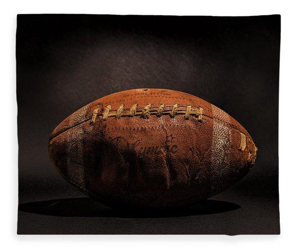 Game Ball Fleece Blanket