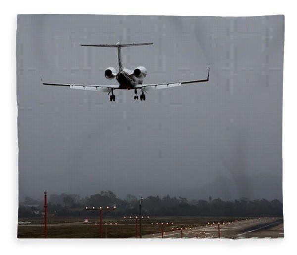 Gulfstream Approach Fleece Blanket