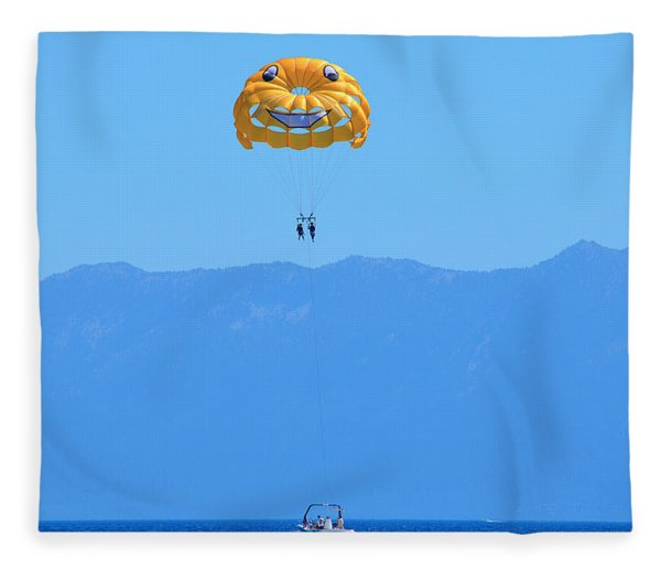 Happy Together Fleece Blanket