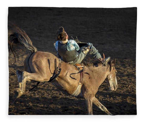 Hold On Fleece Blanket