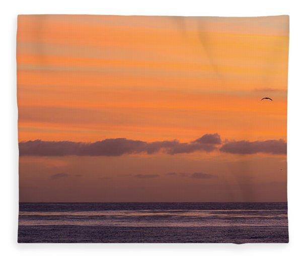 I'll Fly Away Fleece Blanket