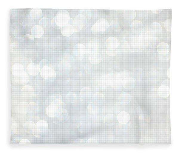 Just Like Heaven Fleece Blanket