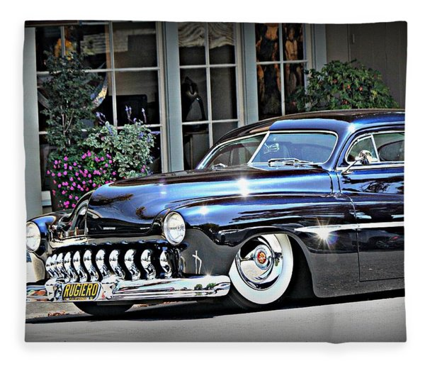 Karmel Kustom Fleece Blanket
