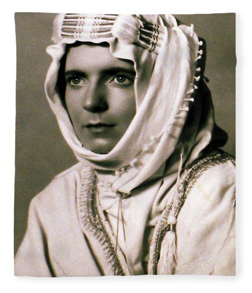 Fleece Blanket featuring the photograph Mum Chris  Year 1955 by Colette V Hera  Guggenheim