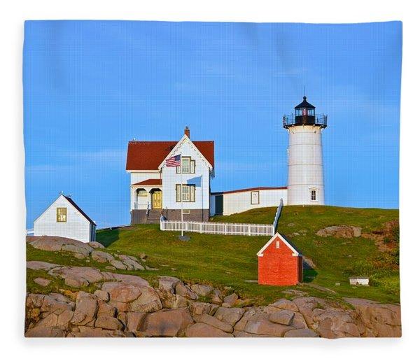 Nuble Light Fleece Blanket