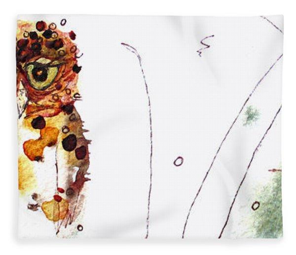 Oscar Fleece Blanket