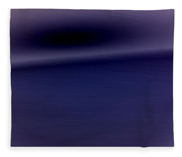 Presence 2 Fleece Blanket