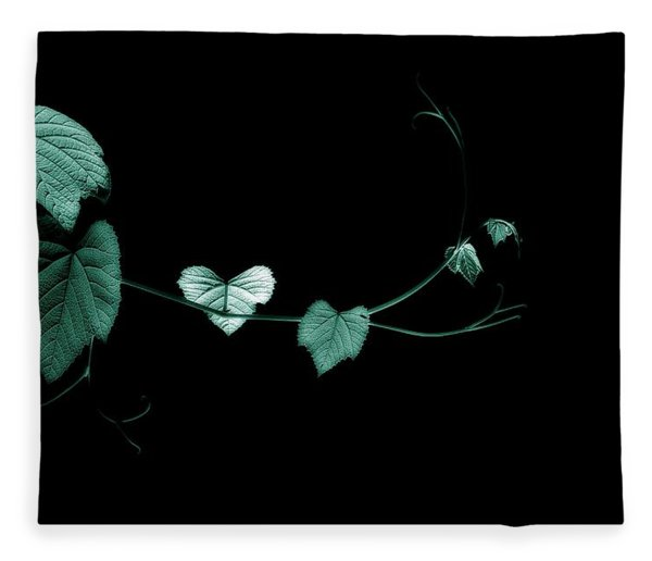 Reach Out And Touch Me Fleece Blanket