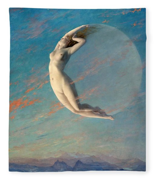 Selene Fleece Blanket