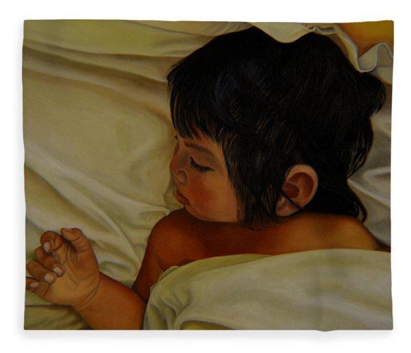 Sweet Dreams Fleece Blanket