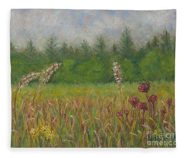 Calm Culloden Fleece Blanket