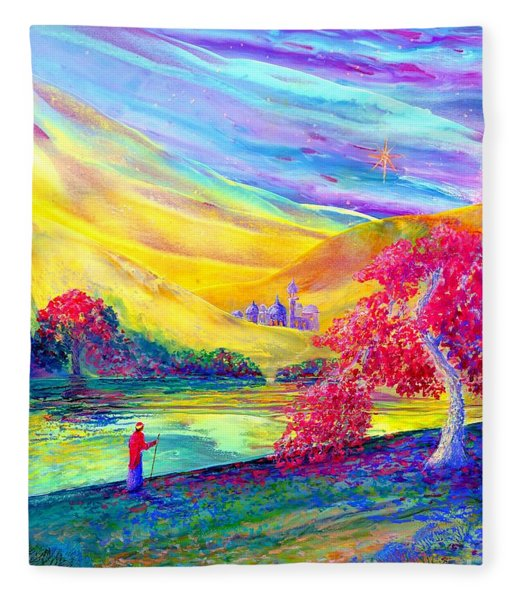 The Calling Fleece Blanket