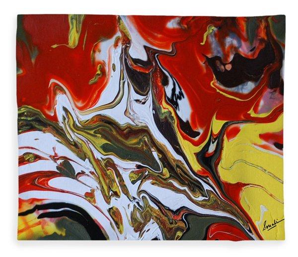The Free Spirit 3 Fleece Blanket