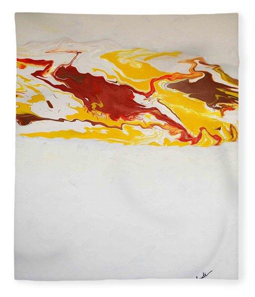 The Free Spirit 5 Fleece Blanket