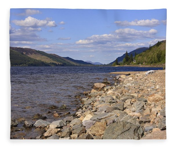 The Great Glen Fleece Blanket