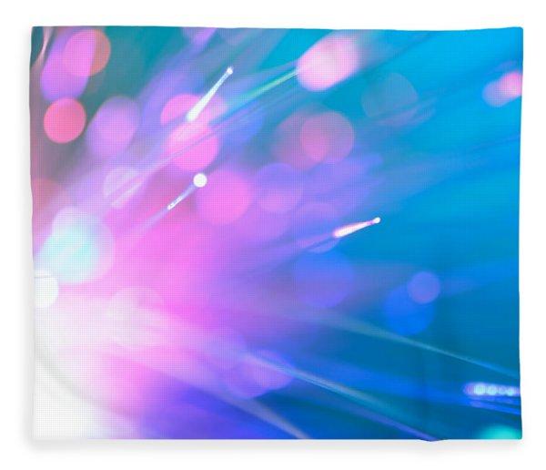 The Inner Light Fleece Blanket