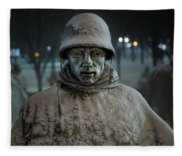The Lead Scout Fleece Blanket