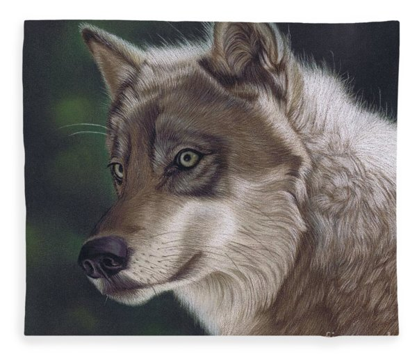 The Look Out Fleece Blanket