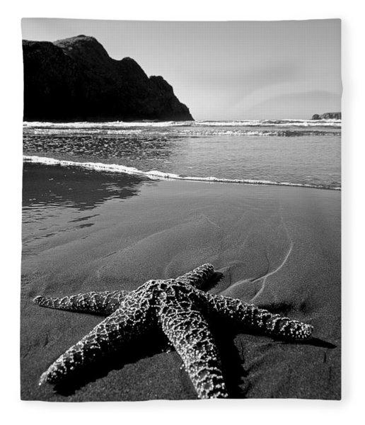 The Starfish Fleece Blanket