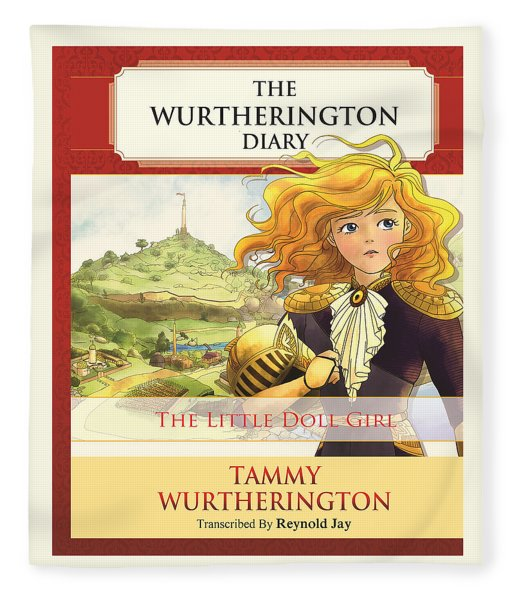 Wurtherington Diary Cover Fleece Blanket