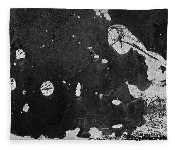 Jerome Abstract No.1 Fleece Blanket