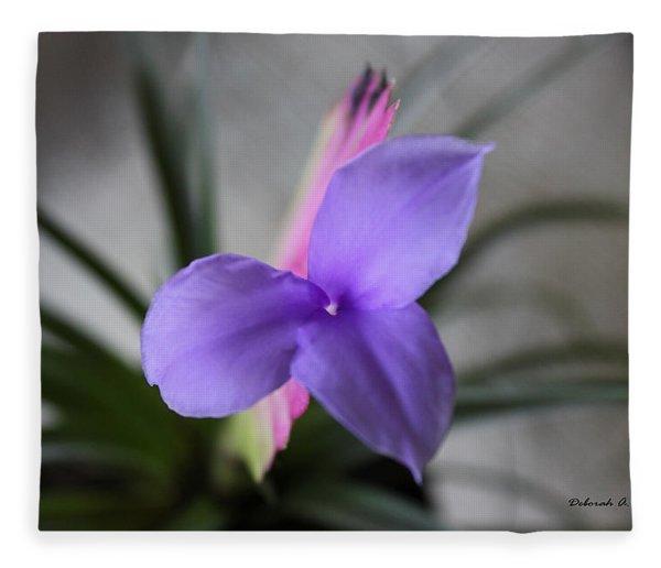 Purple Passion Fleece Blanket