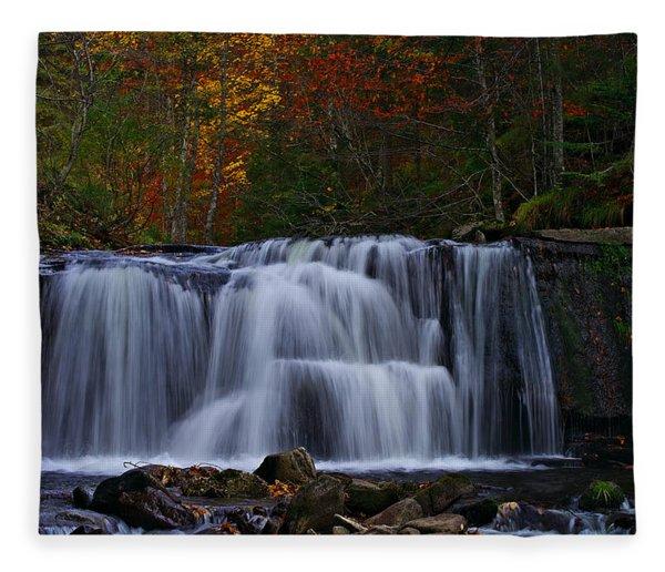 Waterfall Svitan Fleece Blanket