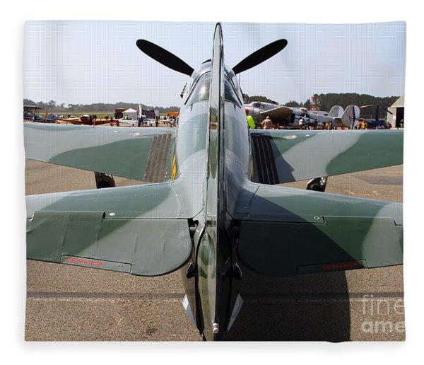 Yak 9u Airplane . 7d15793 Fleece Blanket