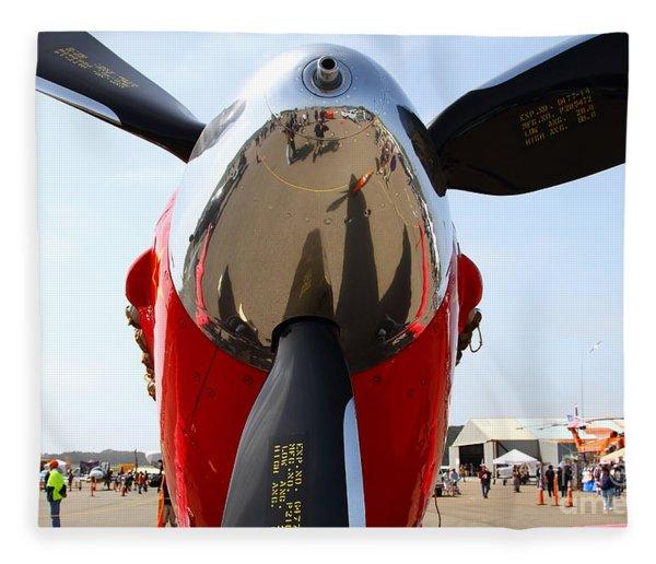Yak 9u Airplane . 7d15798 Fleece Blanket