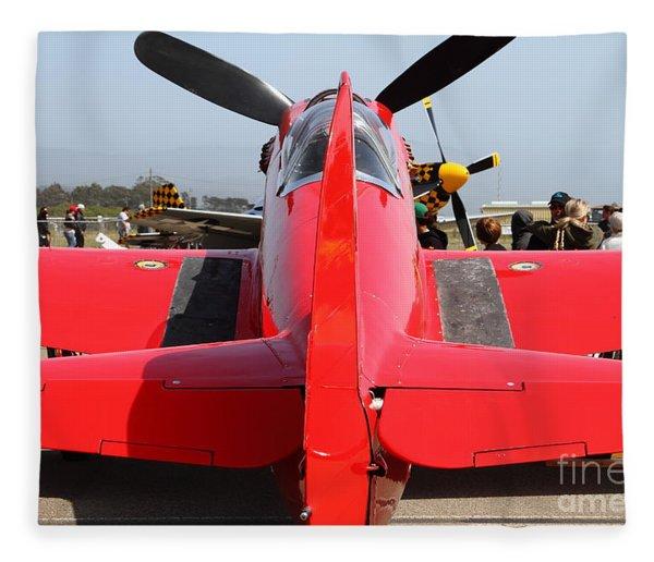 Yak 9u Airplane . 7d15802 Fleece Blanket