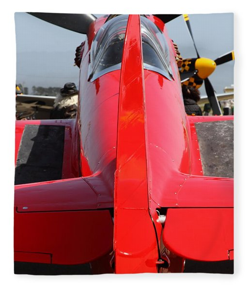 Yak 9u Airplane . 7d15803 Fleece Blanket