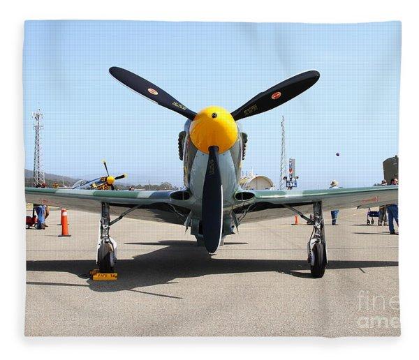 Yak 9u Airplane . 7d15805 Fleece Blanket