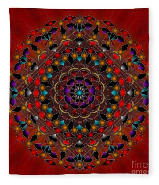 Zuni 2012 Fleece Blanket