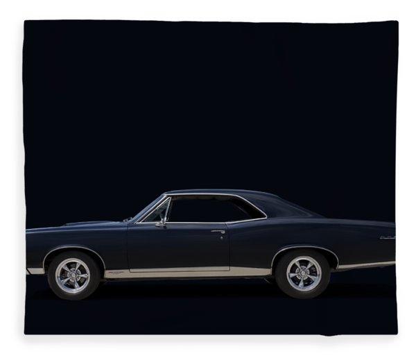67 Gto Fleece Blanket