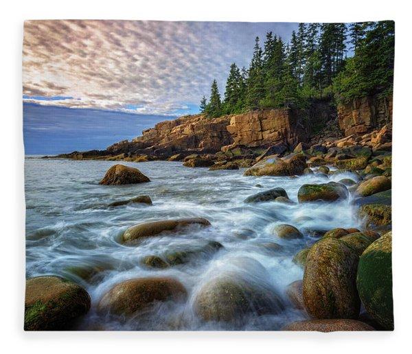 Acadia Fleece Blanket