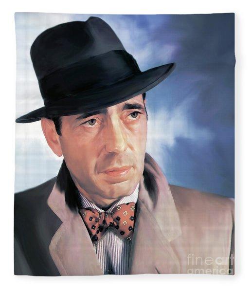Bogart Fleece Blanket