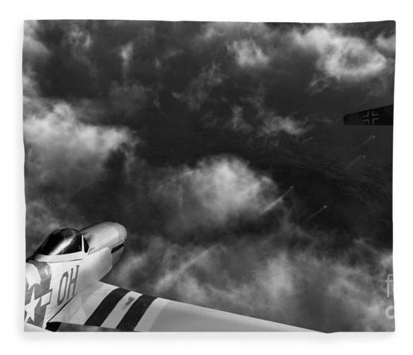 Evade Fleece Blanket