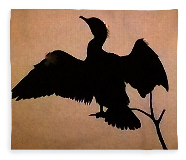 Fleece Blanket featuring the photograph Late Day  by Colette V Hera  Guggenheim