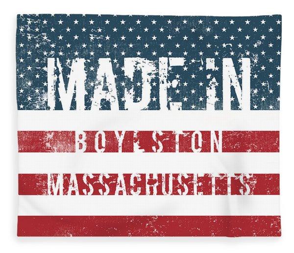 Boylston Fleece Blankets Fine Art America