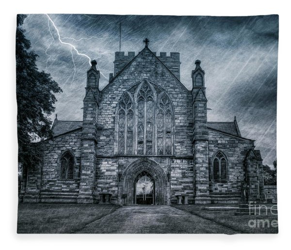 St Asaph Cathedral Fleece Blanket