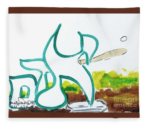Adam Nm1-16 Fleece Blanket