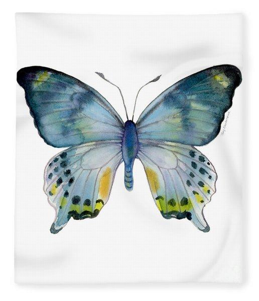 68 Laglaizei Butterfly Fleece Blanket