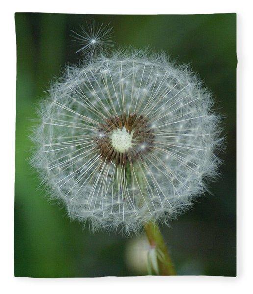 A Star Leaves Home Fleece Blanket