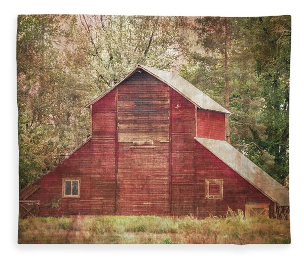 Another Time, Another Place Fleece Blanket
