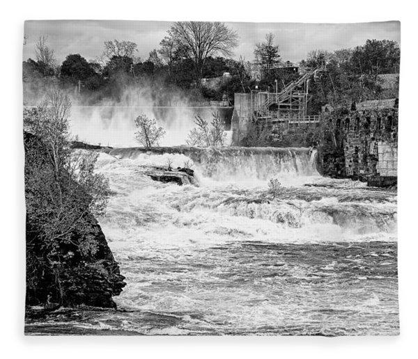 Bakers Falls Fleece Blanket