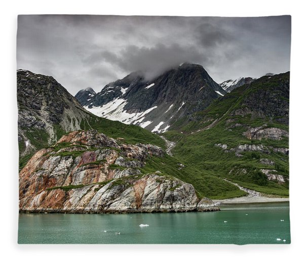 Barren Wilderness Fleece Blanket