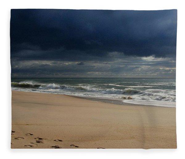 Believe - Jersey Shore Fleece Blanket