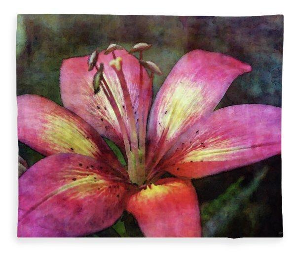 Brushed 3454 Idp_2 Fleece Blanket